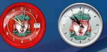 Liverpool FC Clocks