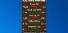 Oil Price Monitor